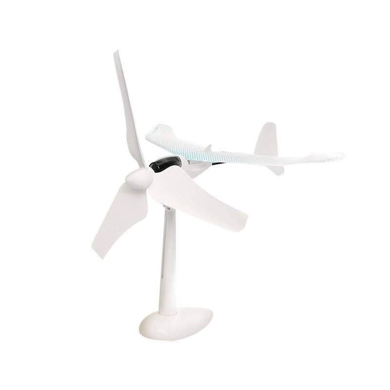 Play STEAM 玩物百科 Home系列 AP00301 风动能滑翔机 225*70*225mm