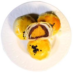 玛瑞哒 咸香蛋黄酥 6枚装