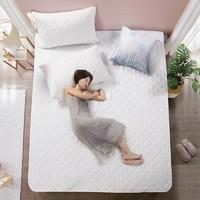 Bliss 百丽丝家纺 水星出品 馨柔抗菌复合床垫 单双人床护垫 床上用品