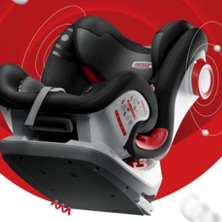 Savile 猫头鹰 卢娜 V505E 安全座椅 9个月-12岁 黑鹰
