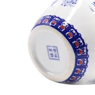 LANGYATAI 琅琊台 青花坛子 56%vol 浓香型白酒 2500ml 单瓶装