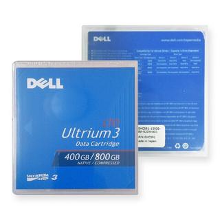 戴尔(DELL) 数据记录磁带LTO3/LTO4/LTO5/LTO6/LTO7存储数据磁带库 LTO8(12TB-30TB)