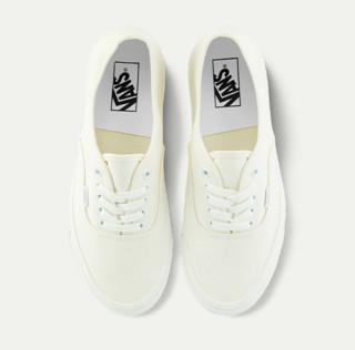 VANS 范斯 经典系列 中性运动帆布鞋 VN0A54F241N 白色 42