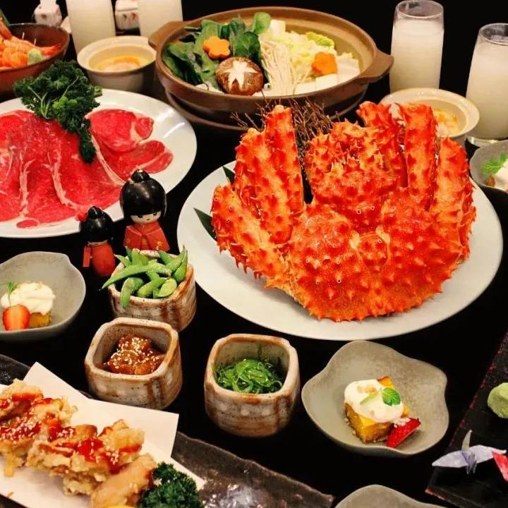 人均不到百元享星级酒店帝王蟹,398元享JW万豪酒店4人餐!