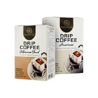 G7 COFFEE 中原咖啡 无糖纯黑咖啡 美式口味 210g