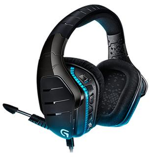 logitech 罗技 G633 RGB 7.1 头戴式 游戏耳机