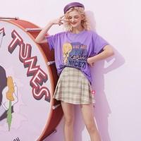 elf sack 妖精的口袋 1020_AL5326 女士印花短袖T恤