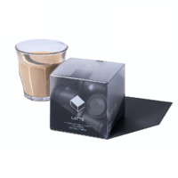 GREYBOX 纯黑咖啡 拿铁拼配风味 25g 10颗