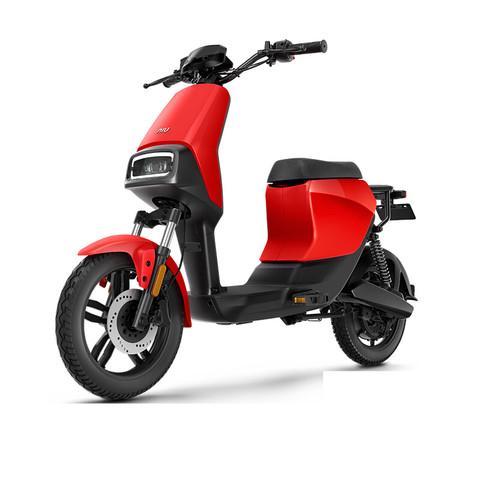 Niu Technologies 小牛电动 GOVA G1 60 动力版 电动自行车 TDR26Z 48V16Ah锂电池 红色