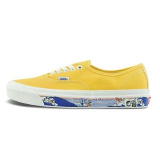 VANS 范斯 经典系列 Authentic 44 DX 中性运动帆布鞋 VN0A54F241Q