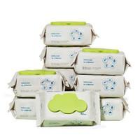 babycare 婴儿厚湿巾 80抽 10包