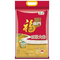 PLUS会员:福临门  五常长粒香 大米 5kg
