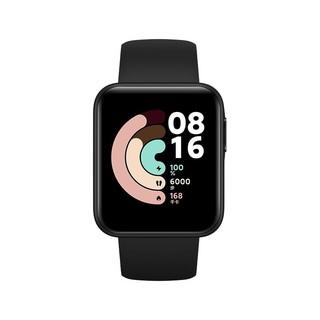 Redmi 红米 Watch 智能手表 41mm 典雅黑表盘 典雅黑TPU表带