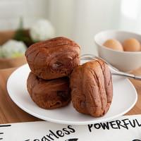 直播专享:山兄弟 脏脏面包 网红巧克力味可可面包 50g*10袋