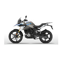 BMW 宝马 宝马310GS 摩托车 蓝色