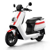 Niu Technologies 小牛电动 小牛电动 NQi GT PRO 顶配版 电动摩托车 RS3000DT-4A 60V35Ah锂电池 白红色