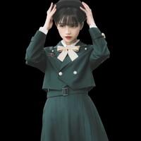 胡桃木JK 阿尔忒弥斯 JK制服 西式制服 女士西服外套 S