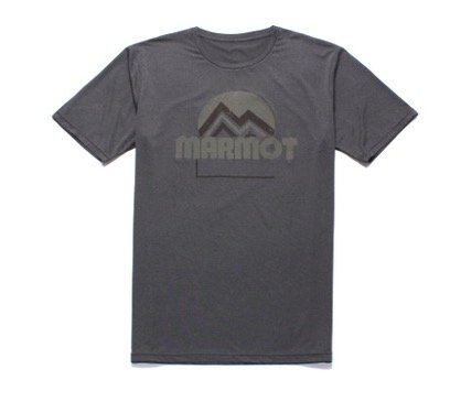 Marmot 土拨鼠 H81795 M3 男士软壳夹克