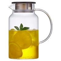 14日0点:yuewoo 悦物 xzlsh    大容量玻璃水壶   1.5升