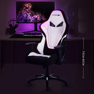 凯诺克斯电竞椅游戏家用舒适办公久坐人体工学凳子升降旋转电脑椅