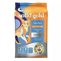 PLUS会员:solid gold 素力高 无谷配方猫粮 12磅/5.44kg