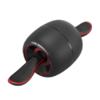 YESOUL 野小兽 J-10 青春版 健腹轮 黑红色