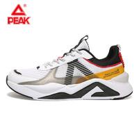 PEAK 匹克 匹克休闲鞋男2021新款时尚百搭耐磨防滑运动鞋休闲健步跑步鞋男