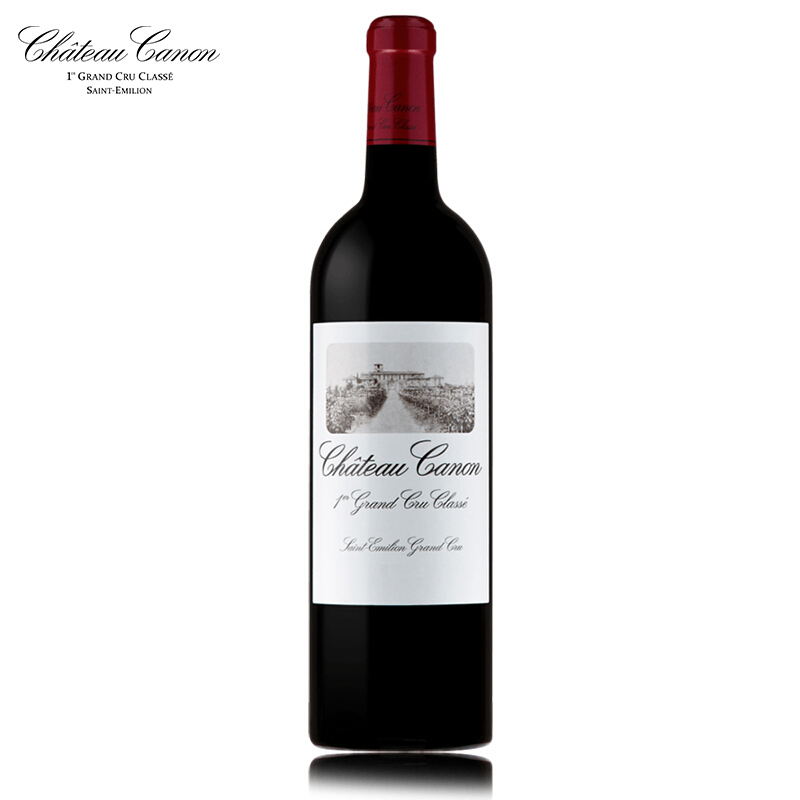 卡农庄园 红酒 2013 单支装