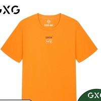 GXG GB144505CV 男士休闲印花T恤