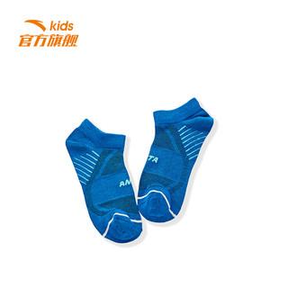 安踏官方旗舰袜子2021年夏季新款船袜透气吸汗袜子男宝袜子亲肤