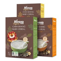 禾泱泱 婴儿有机高铁米粉辅食 3盒
