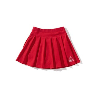STAYREAL 樱桃小丸子联名系列 女士百褶半身裙 DS21001