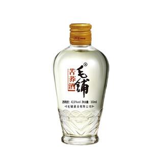 劲牌 毛铺 苦荞酒 黑荞 42.8%vol 白酒 100ml 单瓶装
