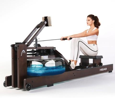 HEAD 海德 智能水阻划船机 华为HiLink生态家用运动健身器材WR655