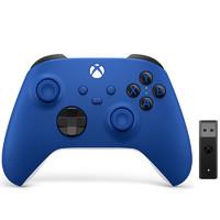 Microsoft 2020 Xbox Series X/S PC游戏手柄 波动蓝