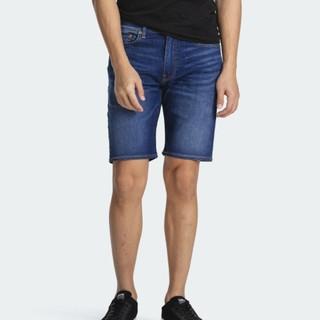 Levi's 李维斯 酷爽系列 34505-0198 男士505™标准直筒牛仔短裤