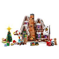 LEGO 乐高 创意百变高手系列 10267 姜饼屋