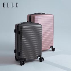 ELLE 她 ELLE学生旅行行李箱20寸