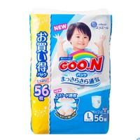 GOO.N 大王  维E系列 拉拉裤 L56片 男宝宝
