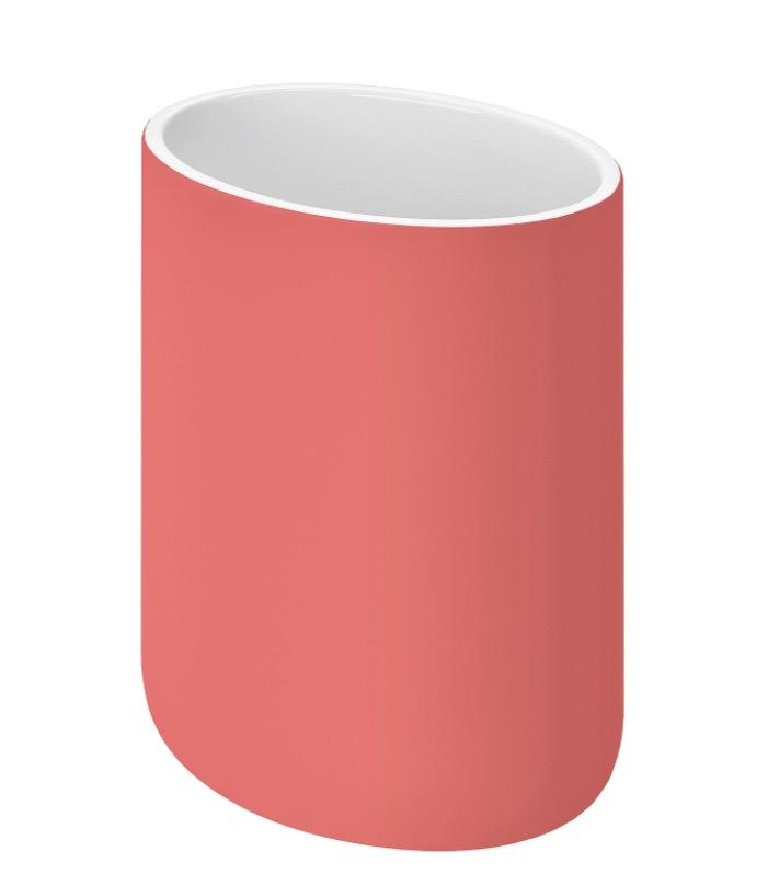 IKEA 宜家 EKOLN 伊空 牙刷架 淡红色