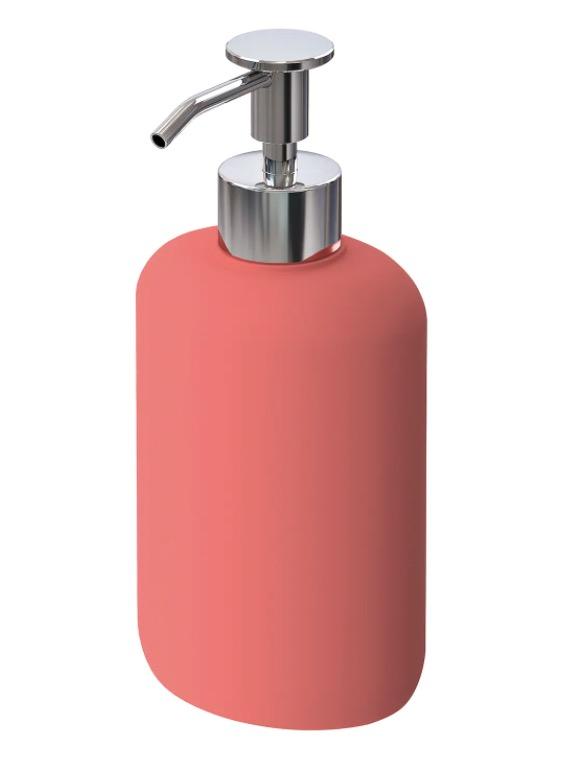 IKEA 宜家 EKOLN 伊空 皂液器 淡红色