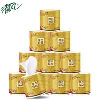 Breeze 清风 原木纯品金装系列 有芯卷纸 4层140g20卷