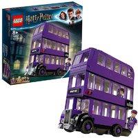 LEGO 乐高 Harry Potter 哈利·波特系列 75957 骑士巴士