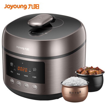 Joyoung 九阳  Y60C-B2502 电压力锅 6L