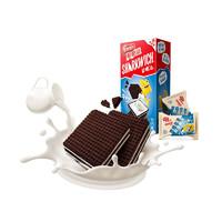 Nestlé 雀巢 脆脆鲨 威化饼干 牛奶味 132g
