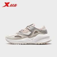 XTEP 特步  980118393055 女士运动老爹鞋