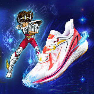 圣斗士星矢联名 672032209F 男士运动鞋