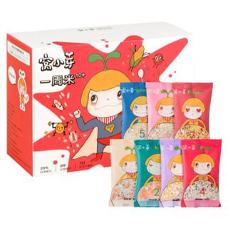 窝小芽 宝宝粥米 350g*3盒装