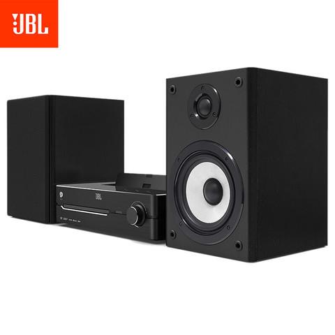 JBL 杰宝 MS712 微型DVD组合音响 多功能桌面HIFI音箱 苹果/USB接口 蓝牙音箱 电视音响
