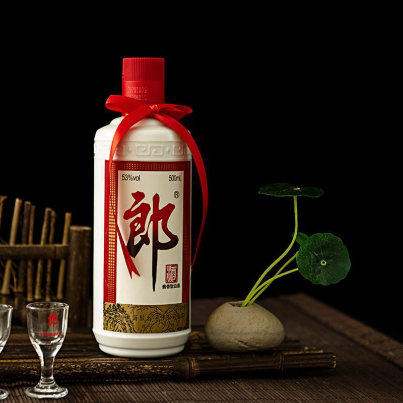 郎牌 郎酒53° 酱香型白酒 500ml
